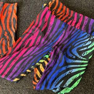 UNICORN 🦄 LULAROE LEGGINGS! Lisa frank! Rainbow!